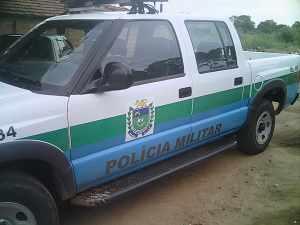 É A POLÍCIA...